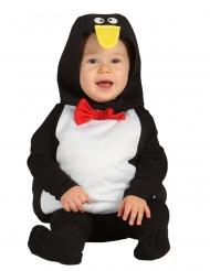 Disfraz pingüino bebé
