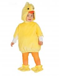 Disfraz pollo bebé