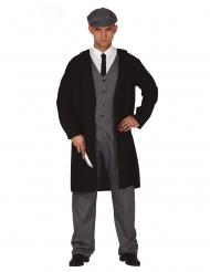 Disfraz de gangster inglés hombre