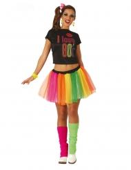 Disfraz bailaora años 80