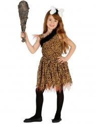 Disfraz cavernícola niña