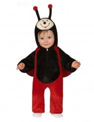 Disfraz bebé mariquita