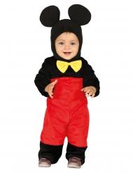 Disfraz traje de mini ratón bebé