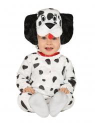 Disfraz de dálmata bebé