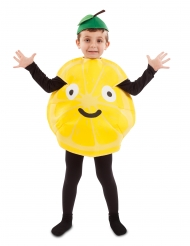 Disfraz de limón niño
