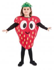 Disfraz de fresita niño