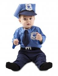 Disfraz agente de policía