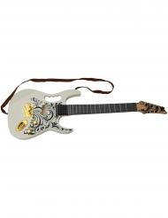 Guitarra eléctrica balnca 67 cm