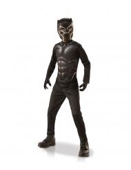 Caja clásica Pantera Negra™ con guantes niños