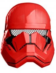 Máscara roja Sith Trooper™ niño