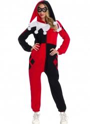Disfraz mono Harley Quinn™ adulto