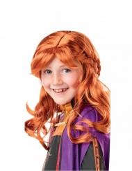 Peluca de Anna Frozen 2™ niña