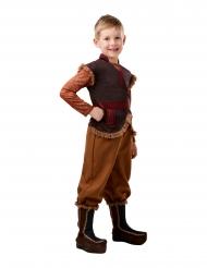 Disfraz Kristoff Frozen 2™ de lujo niño