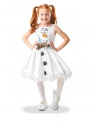Disfraz Olaf Frozen 2™ de lujo niña