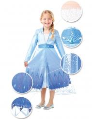 Disfraz premium Elsa Frozen 2™ niña