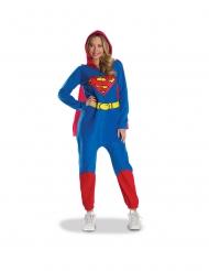 Disfraz mono Supergirl™ mujer
