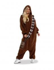 Disfraz mono Star Wars Chewbacca™ adulto
