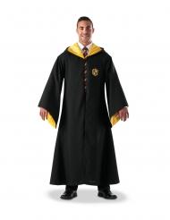 Réplica lujo túnica de brujo Hufflepuff™ adulto