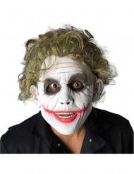 Peluca rizada verde Joker™ adulto