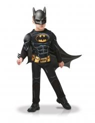 Disfraz con máscara Batman™ lujo niño
