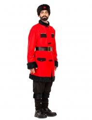 Disfraz soldado ruso hombre