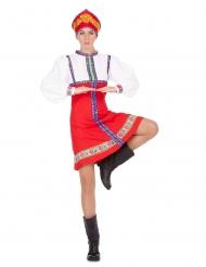 Bailaora tradicional rusa para mujer