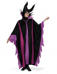 Disfraz bruja mala negra mujer