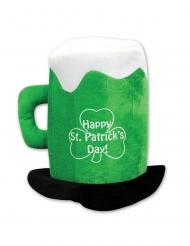 Sombrero jarra verde adulto
