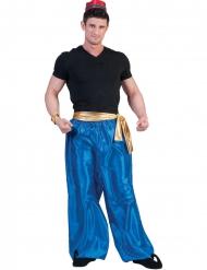 Pantalón azul bailarín del desierto hombre