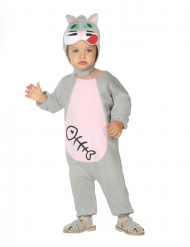 Disfraz gatito bebé