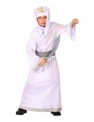 Disfraz guerrero del desierto niño