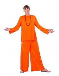 Disfraz discípulo naranja hombre