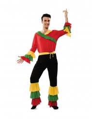 Disfraz de bailaor de rumba hombre