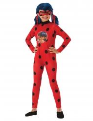 Caja disfraz clásico Ladybug™ niña