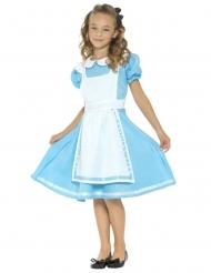 Disfraz princesa del país imaginario niña