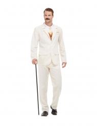 Disfraz de gentleman años 20