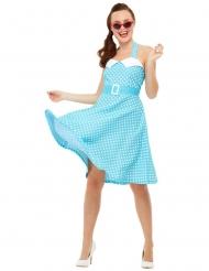 Disfraz chula rétro años 50 mujer