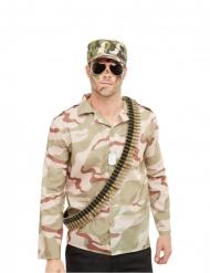 Kit accesorios militar hombre