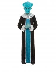 Disfraz alien azul niño