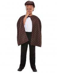 Kit detective marrón niño