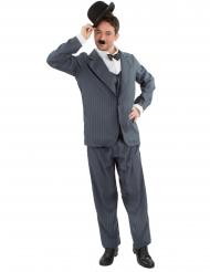 Disfraz cómico Laurel hombre