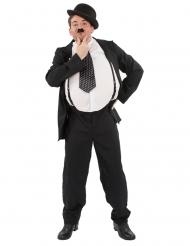 Disfraz cómico Hardy hombre