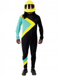 Disfraz corredor bobsleigh adulto