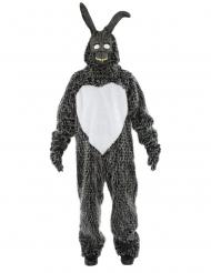 Disfraz conejo negro adulto
