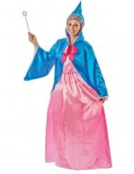 Disfraz hada madrina mujer
