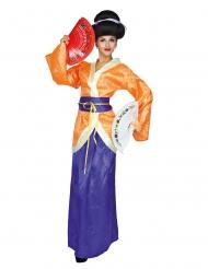 Disfraz geisha mujer