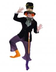 Disfraz sombrerero loco adulto