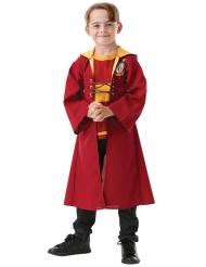 Disfraz jugador Quidditch Gryffindor Harry Potter™ niño