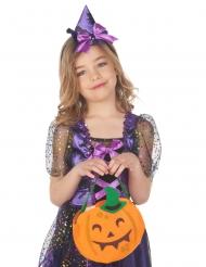 Bolso Halloween calabaza niños