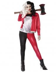 Disfraz asesino maniático mujer